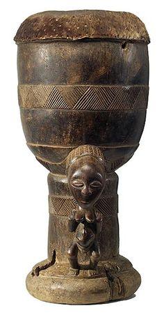 Luba Drum 1, DRC