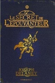 Couverture de L'Épouvanteur, Tome 3 : Le Secret de l'Épouvanteur