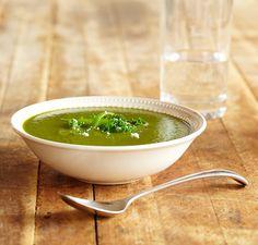 Kale and Leek Soup | Vitamix