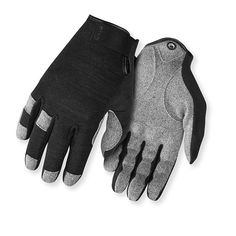 Merino wool cycling gloves. Bravo. Let's clap for these.  Gants Giro Hoxton LF City Glove