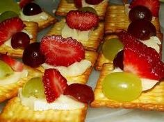 Appetizers For kids Tea Party | Party snack ideas include snack mixes and combos, the best appetizers ...