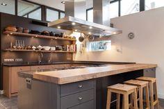 Van Den Berg Maatkeuken   Maatinterieur - Landelijk Moderne Keuken - Hoog ■ Exclusieve woon- en tuin inspiratie.