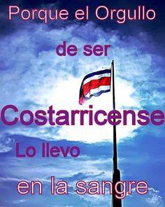 Costa Rica, pais bendecido por DIOS!! VMA.