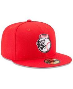 ee9b7720f2d61 New Era Boys  Cincinnati Reds Players Weekend Snapback Cap - Red Adjustable
