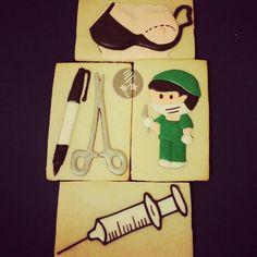 Plastic Surgery cookies!