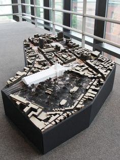 i love this piece------ jon martin: subterranean museum