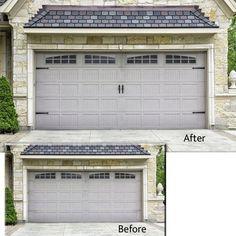 25 Decorative Magnetic Garage Door Accents