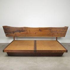King Size Platform Bed Plans | King-size Platform bed | Design objects | 4105461 | Wright