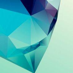 Циановый алмаз