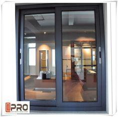 Cosas de casa Sliding Glass Windows, Modern Sliding Doors, Window Grill Design Modern, Modern Design, Tile Design, Door Design, Partition Design, Aluminium Doors, Glass Door