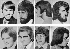 TAGLI MASCHILI DEGLI ANNI '70