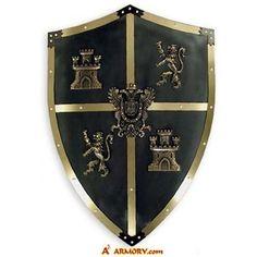 Melee Academy High skill vs. armor and shield