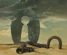 https://flic.kr/p/VVJ2j9   Samuel Bak - Broken Key   Samuel Bak (born Vilnius, August 12, 1933) is a Polish painter and writer. Samuel Bak is a conceptual artist with elements of post-modernism as he employs different styles and visual vernaculars, i.e. surrealism (Salvador Dali, René Magritte), analytical cubism (Picasso), pop art (Andy Warhol, Roy Lichtenstein) and quotations from the old masters. The artist never paints direct scenes of mass death. Instead, he employs allegory, metaphor…