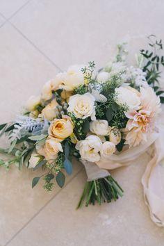 light autumn bouquet, photo by Alexandra Wallace http://ruffledblog.com/muted-fall-wedding-bouquet #weddingbouquets #flowers #fallweddings
