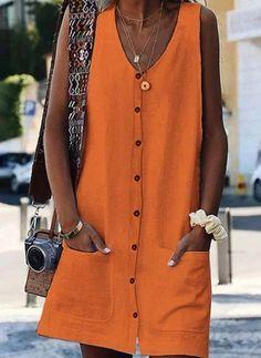 Boho Summer Dresses, Summer Dresses For Women, Boho Dress, Maxi Dresses, Linen Dresses, Blue Dresses, Fashion Dresses, Sleeveless Dresses, Bohemian Dresses