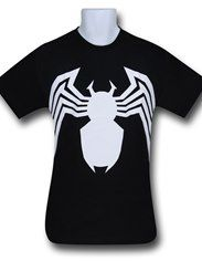Spiderman Venom Short Sleeve T-Shirt