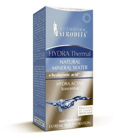 Beauty shop - Hydra Thermal - Natural Mineral Water