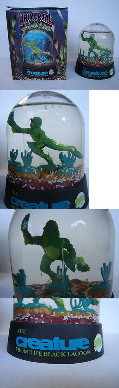 Creature from the Black Lagoon 168249: Vintage Creature From The Black Lagoon * Monster Snow Globe * Waterball * Mint!! -> BUY IT NOW ONLY: $39 on eBay!
