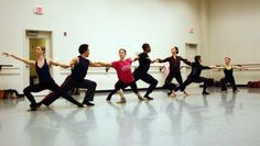 """Bowen McCauley Dance in """"Rite of Spring"""" [Four Hands] at Kennedy Center, March 2"""