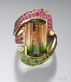 October Birthstone: All About the Tourmaline | GIA 4Cs Blog