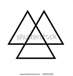 Lines Triangle Logo Design . Vector Triangle Background . Triangle Background . Abstract Triangle Geometrical Background . Modern Geometrical Triangle Design Template .
