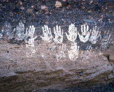 The Trinidad Baja California Cave Paintings