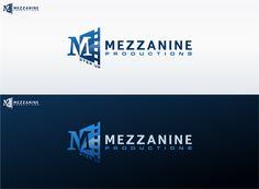 logo for Mezzanine Productions by pixelmatters