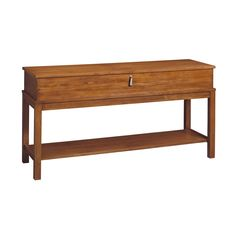 Leisters Furniture 631 Wyndham Sofa Table | ATG Stores