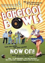 barefoot bowls - Google Search