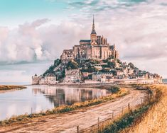 20 of the Most Beautiful Fairytale Castles in the World Best vacation destinations Fairytale castle France travel guide