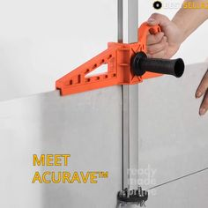 Drywall Cutting Tool ⭐⭐⭐⭐⭐ ⭐ The EASIEST way to cut DRY WALLS! ⭐ ✅ Super sharp dual blades ✅ A superb DIY tool, compared to bulky wall cutting machines ✅ maximum customization- cutting width adjusted between 20 mm and 600 mm. Carpentry Tools, Woodworking Tools, Home Tools, Diy Tools, Construction Tools, Diy Home Repair, Ideal Tools, Garage Tools, Homemade Tools