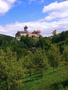 Hrad Sovinec, Česká Republika (Castle of Sovinec, Czech Republic)
