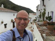 Hjelp, vil du v?re min guide til spaniareisen?