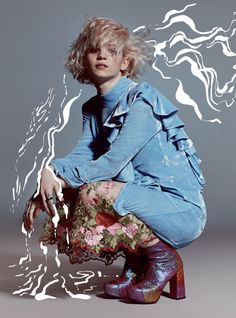 Grimes interview from ASOS Magazine