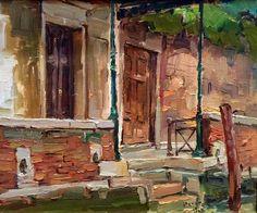 Peintre Iacurto Francesco | GALERIE D'ART DOUCE PASSION