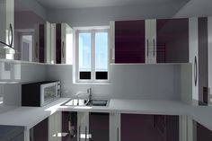 Κουζίνα 3d πρόταση