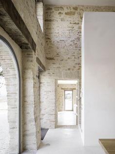 wespi de meuron romeo architetti fas sa   trasformazione casa he. a treia  marche italia
