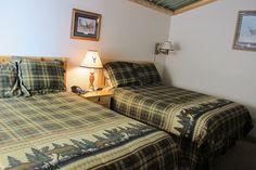 Comfortable Standard Room at Spirit Lake Inn in Wahkon, MN on Lake Mille Lacs