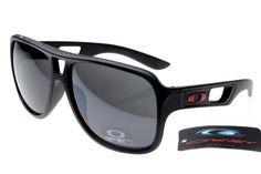 Oakley Fuel Cell Sunglasses Black Frame Gray Lens 0445