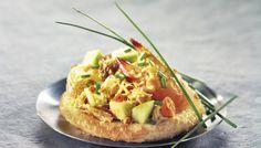 Découvrez notre recette de tourteau en rémoulad'aux pommes et au curry pour 6 personnes. Une recette de difficulté 3 sur 4 préparée en 30 min (cuisson : 30 min)