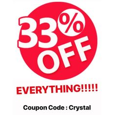My Birthday Super Sale Party has began...... EVERYTHING is 33% off!!!!! Simply click the link in my bio and use coupon code : CRYSTAL to save ........ Happy Birthday To Me!!!!!! Buy 1 Get 1, Happy Birthday Me, Selling Online, Coupon Codes, Everything, Coupons, Hair Care, Coding, Crystals
