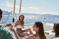 You will love every second of your private tour with Sunset Oia Sailing Cruises
