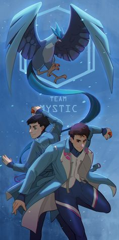 #TeamMystic