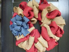 Created Twists: Summer Wreaths