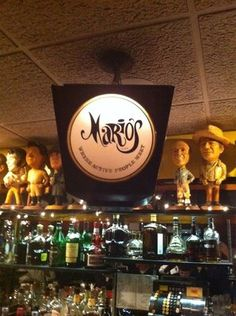 Mario's Place - right across from the train station - a part of Westport History - Italian, Steaks, Ribs....lots of big food!!!