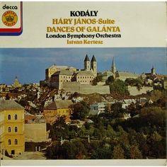 Zoltan Kodaly: Hary Janos Suite