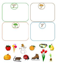 Billedresultat for hónapok Creative Curriculum Preschool, Preschool Decor, Kindergarten Projects, Free Preschool, Preschool Worksheets, Preschool Activities, Weather For Kids, Weather Lessons, Seasons Activities