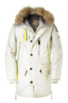 parajumpers JACKETS WHITE