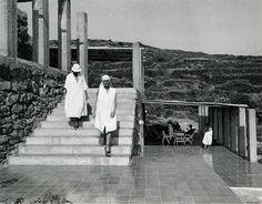 Casa Vittoria. Isla de Pantellería, Sicilia, 1972-75 Luís Clotet - Oscar Tusquets