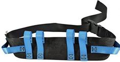 Gait Transfer Belt for Medical / Patient Care - 6 Secure Quick Lift Hand Grip Handles and Quick Release Gait Belt Buckle Best Leather Belt, Leather Belts, Metal Buckles, Belt Buckles, Nobby, Home Health Care, Health Tips, Look Good Feel Good, Top 14